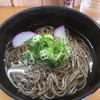 山のそば うどん - 料理写真:山のつゆそば (460円)