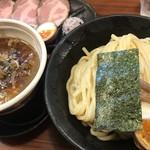 つけ麺 きらり - 料理写真:カレーつけ大1200円
