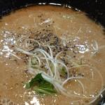 麺屋 とり仁 - 超濃厚つけ麺(並:+味タマ)♪