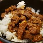 台湾麺線 - 魯肉飯2019.5.18