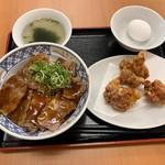 牛カルビ丼専門店 スタミナ苑 - 料理写真: