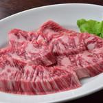 焼肉 あまね - 国産牛カルビ