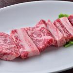 焼肉 あまね - 国産牛中落カルビ
