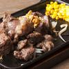 ビーフインパクト - 料理写真:乱切りステーキランチ