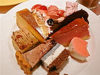 スイーツパラダイス - ケーキ類