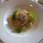 10812277 - ノドグロとグリーンオリーブの薩摩芋ヌイユ