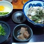 あ志び乃店 - 料理写真:とろろそば