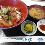 108120615 - づけ丼 650円(税込702円) (2019.5)