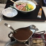 井上食堂 - 冷やし中華