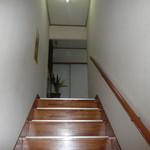 土居義 - 自宅にいるような階段です。