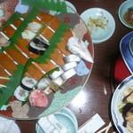 土居義 - 料理写真:すいません。皆さんあっという間に平らげてしまいました。