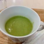 ベジテリア - 10種野菜のグリーンポタージュ