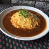オムライスケンゾウ - 料理写真:とろとろハヤシのオムライス  ¥900