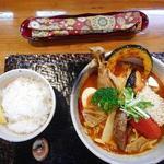 奥芝商店 - やわらかチキンと大地の恵み1540円