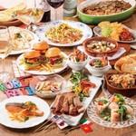 グランサンク - 料理写真:2019ワールドフェア集合