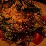 夕焼け飯店 - ホタテ貝柱のサラダ