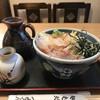 つるてん生楽 - 料理写真:冷のぶっかけそばをいただきました800円(2019.5.21)
