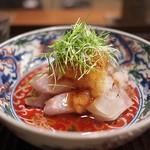 京天神 野口 - 炙りのどぐろと新タマネギ。