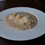 トラットリア ヴィーノ・ヴィーノ - 料理写真:パルメザンチーズのリゾット