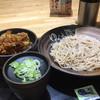 ゆで太郎 - 料理写真:日替わり特セット