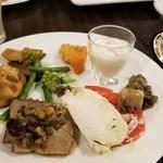 テラス レストラン - 料理写真: