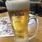 大衆イタリアン かね子 - おビール