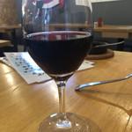 大衆イタリアン かね子 - 赤ワイン
