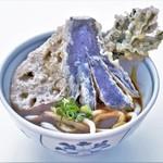 野菜天カレーうどん(1玉)〈温〉