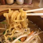 味噌乃家 - 麺リフト〜