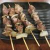 焼鳥とんとん - 料理写真:砂ずり 70円×4