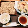 手打蕎麦まろ - 料理写真:『野天せいろ』様(950円)