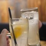 108152734 - 生レモンサワー(440円)