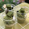 Sweet of Oregon - 料理写真:【季節限定】抹茶のチーズパルフェ(テイク商品)