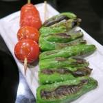 108155446 - 野菜焼き