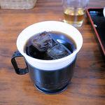 かしを食堂 - サービスのコーヒー