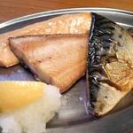 豊年満作 - 焼き魚定食