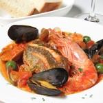 スペイン料理 トレス - 季節のお魚料理