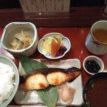 鈴波  - 鈴波定食(税込1404円)