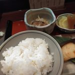 鈴波  - ごはんがおいしい(^^) 和食はまずごはんです。