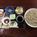 鮨健 - 料理写真:寿司セット