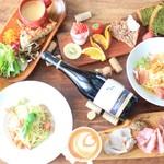 イタリア食堂 ポコポコペペ - メイン写真:
