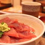 あやみ屋 - 料理写真:マグロ丼