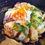 麺乃匠 いづも庵 - 玉ねぎ