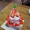 ハッピー タイム - 料理写真:こいいちごプレミアム 1200円