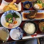 のも - 料理写真:お任せランチ(1300円税込)