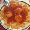 中国料理 古稀殿 - 料理写真:海老チリソース煮