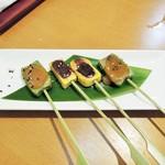魚々市 - 生ふ田楽
