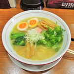 池田麺彩 - 塩ラーメン