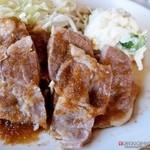 朝田屋食堂 - 焼肉