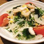 108180241 - 海鮮サラダ